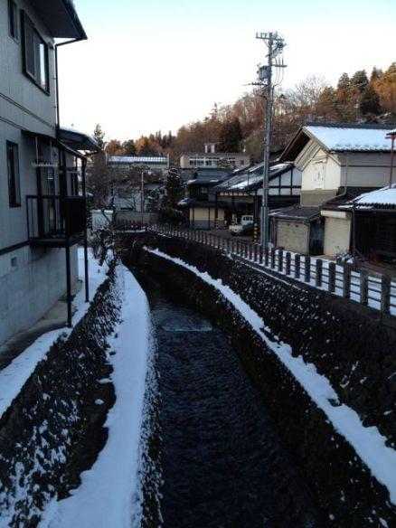 Canal in Takayama